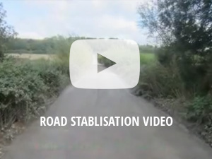 Road Stabilisation Video